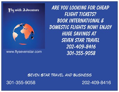 Seven Star Travel And Business Center