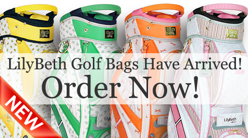 Best Women Designer Golf Products from LilybethGolf