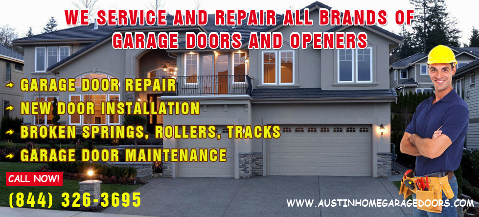Austin Home Garage Doors