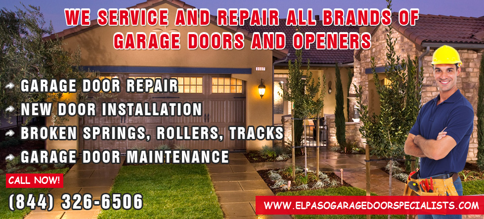 El Paso Garage Door Specialists