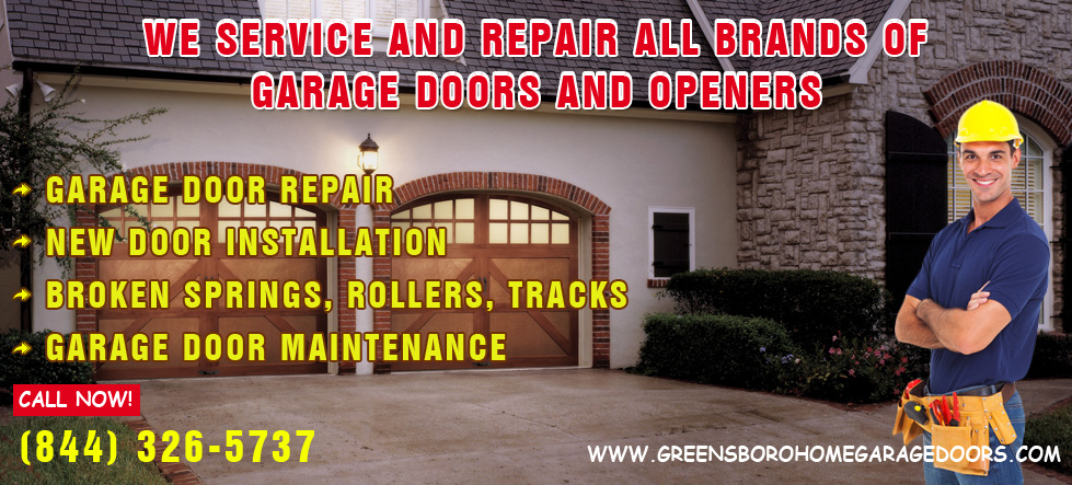 Greensboro Home Garage Doors