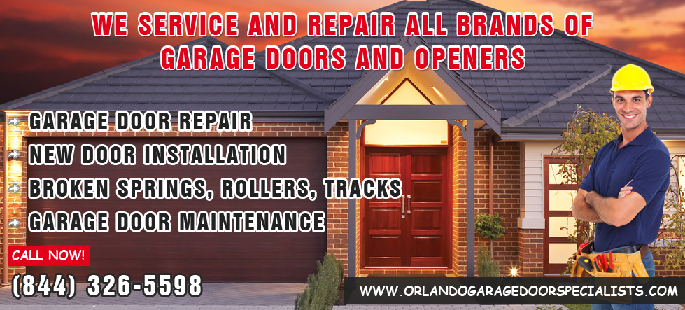 Orlando Garage Door Specialists