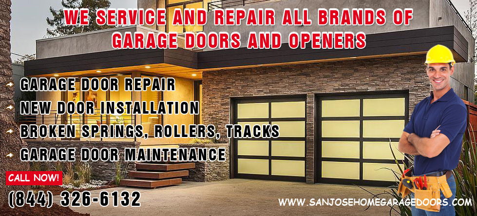 San Jose Home Garage Doors