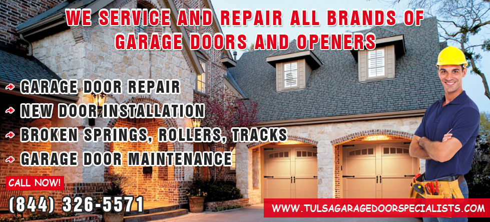 Tulsa Garage Door Specialists