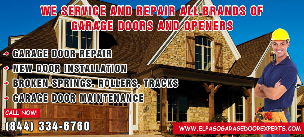 El Paso Garage Door Experts