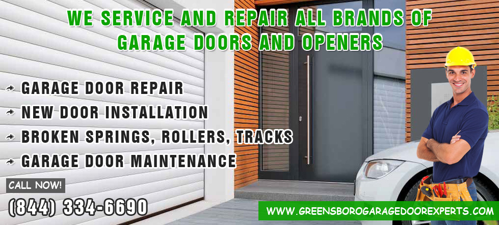 Greensboro Garage Door Experts