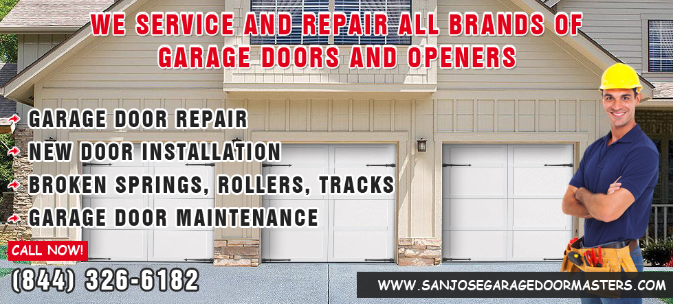 San Jose Garage Door Masters