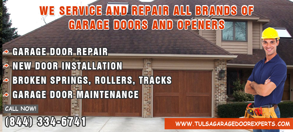 Tulsa Garage Door Experts